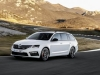 2017-skoda-octavia-rs-facelift-estate-rear-white