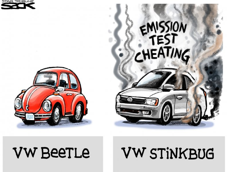 VW Emissions memes – funny VW photos – smoke remapped tdi | Hypermiling | Fuel saving Tips ...