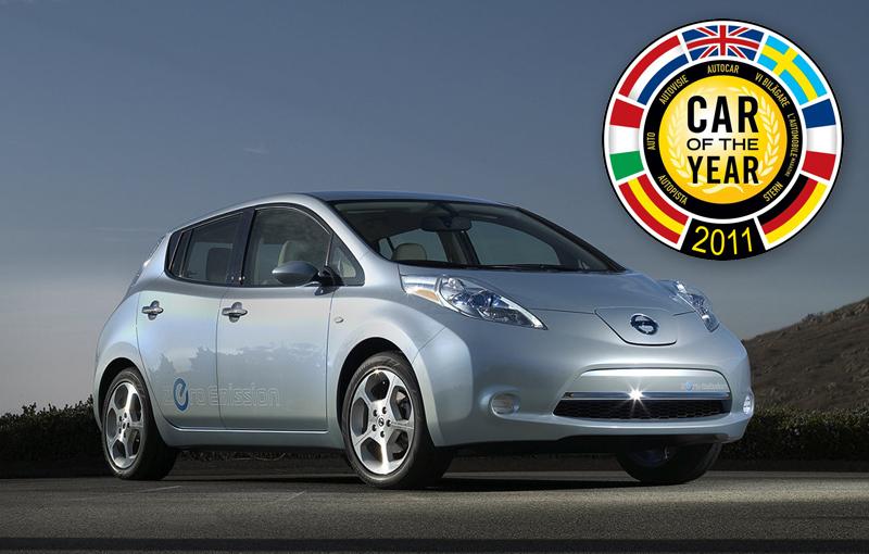 Nissan Leaf - New Cars, Car Reviews, Car Shows, Car Photos