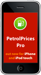 frontpage Petrol Prices Pro Apple App Review