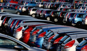 new uk car sales