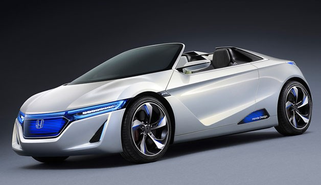 honda ev ster concept hypermiling Honda EV STER Concept gets the Green light for a production model