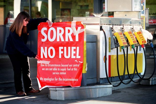 Panic Buying As Fuel Shortages Loom Hypermiling Fuel