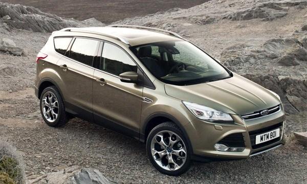 Ford kuga zetec 2013 review