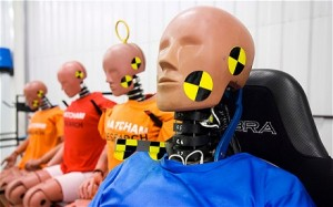 whiplast crash test dummy