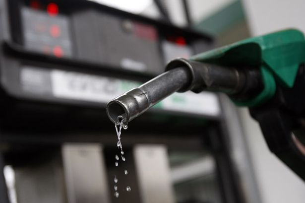fuel prices 2016 86p litre price crash