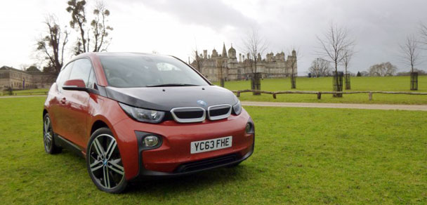 BMW i3 REx (Range Extender) Review | Hypermiling | Fuel saving Tips
