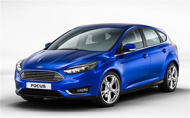 Ford Focus 2014 all new fuel saving efficency