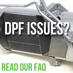 dpf diesel particulate filter help faq failed questions giude fix