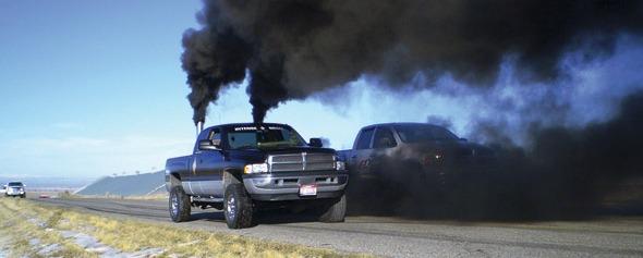 dpf-smokey-diesel-truck