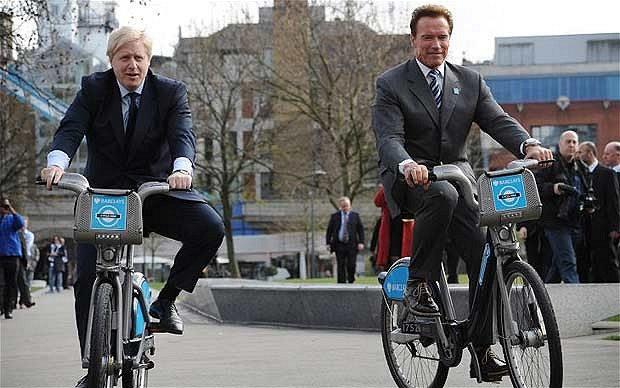 boris-johnson-arnie-bikes-diesel-scrappage-polution