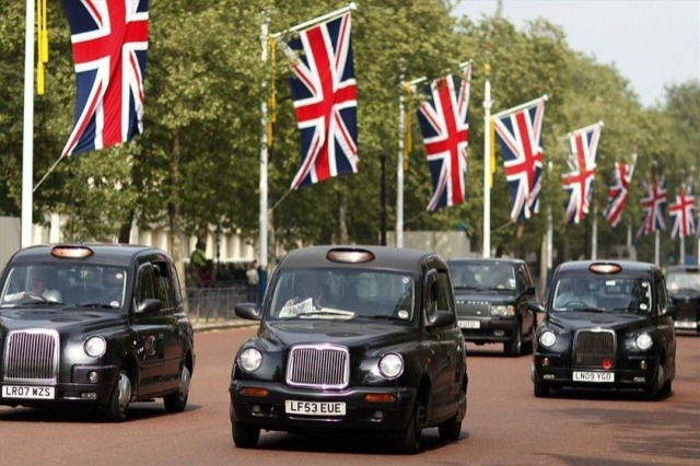 London Black Cabs