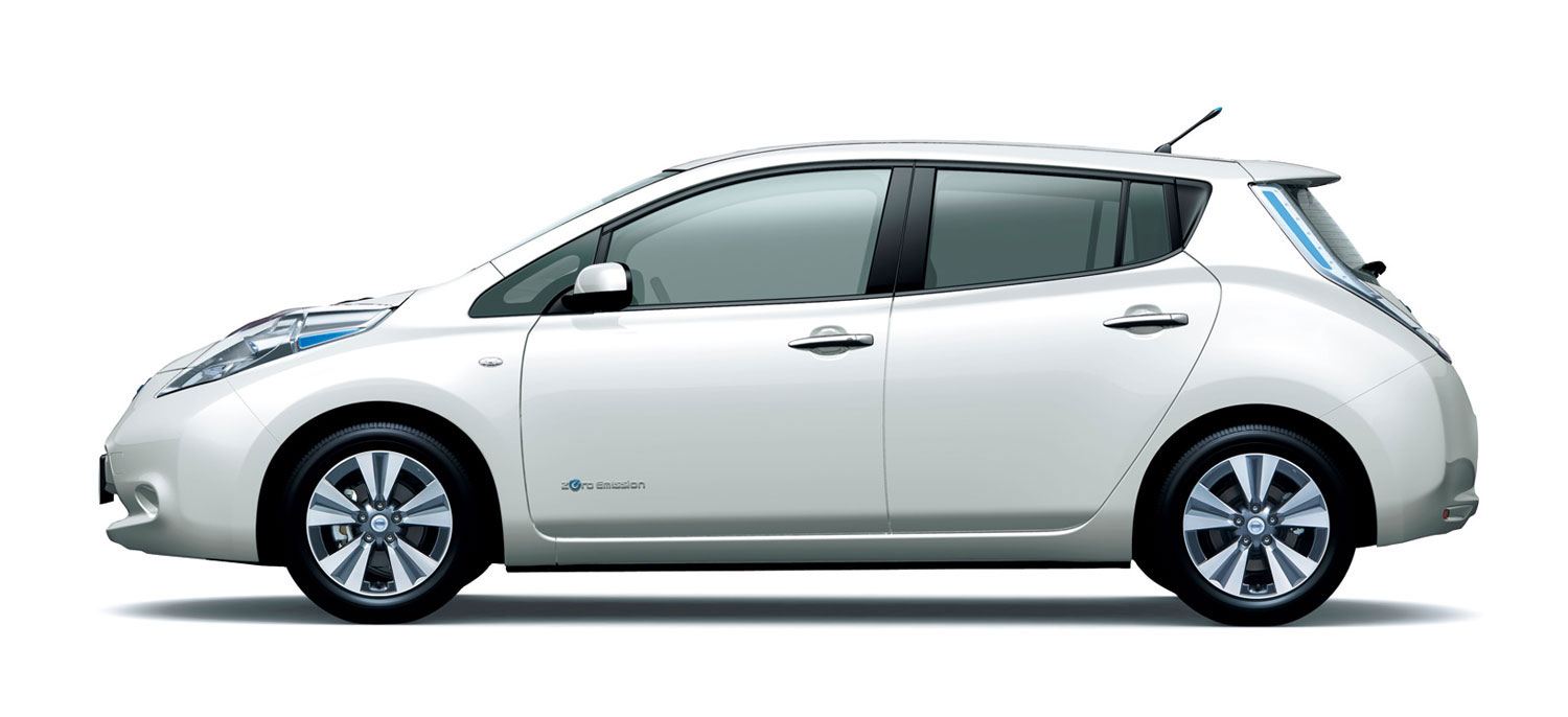 nissan leaf uk sales 2014 ev electric car