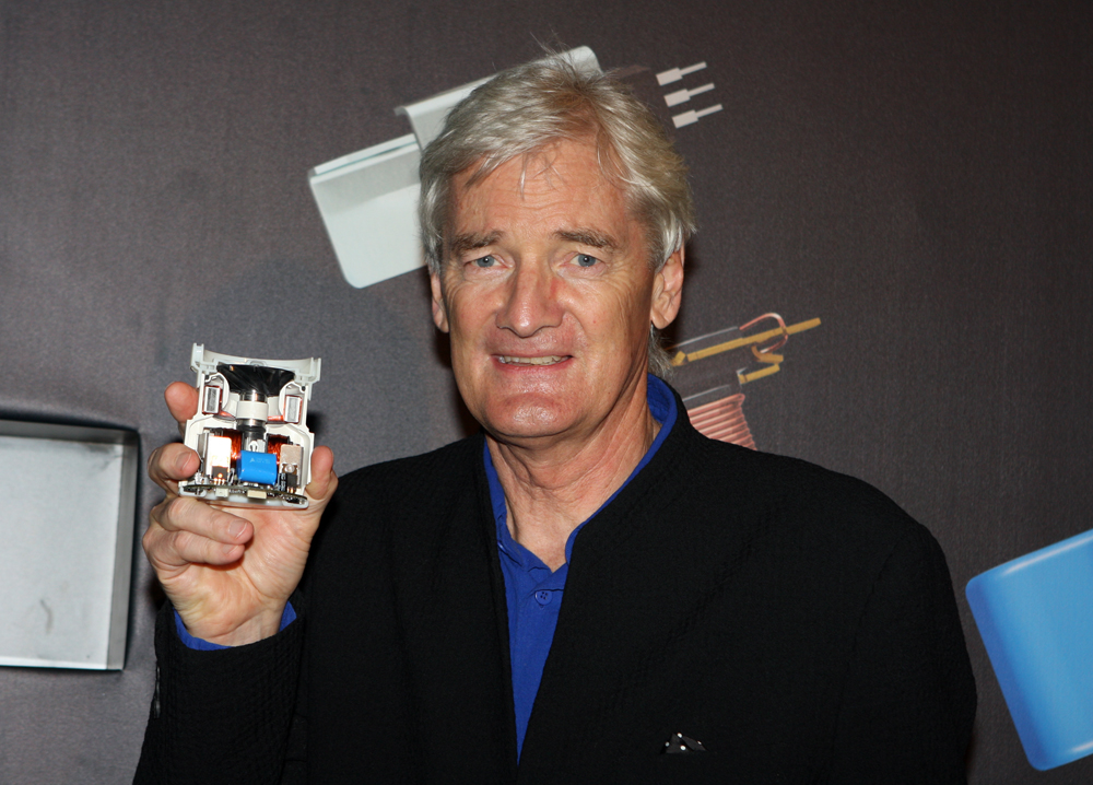 James Dyson Battery