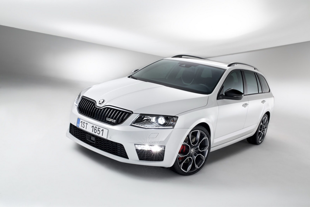 skoda vrs diesel which oil