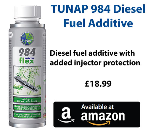 tunap 984 diesel fuel- additive