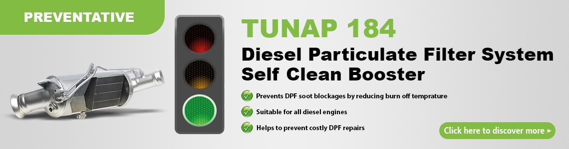 Tunap DPF Cleaner