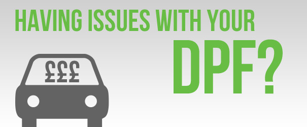 DPF issues problems diesel particulate filter