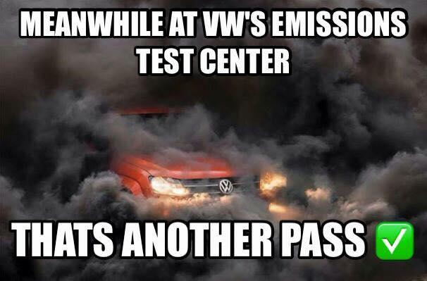 Is the VW, Seat, Audi and Skoda dieselgate