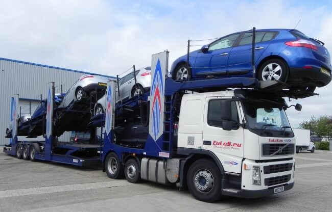 voluntary termination car transporter
