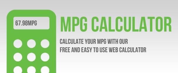 Miles per gallon free calculator MPG