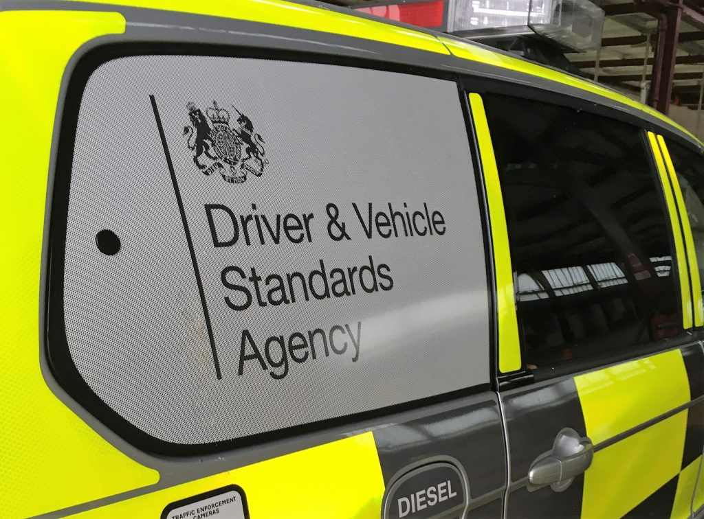 dvsa commercial emissions cheating