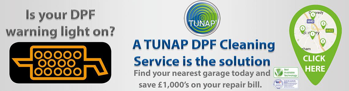 DPF light tunap