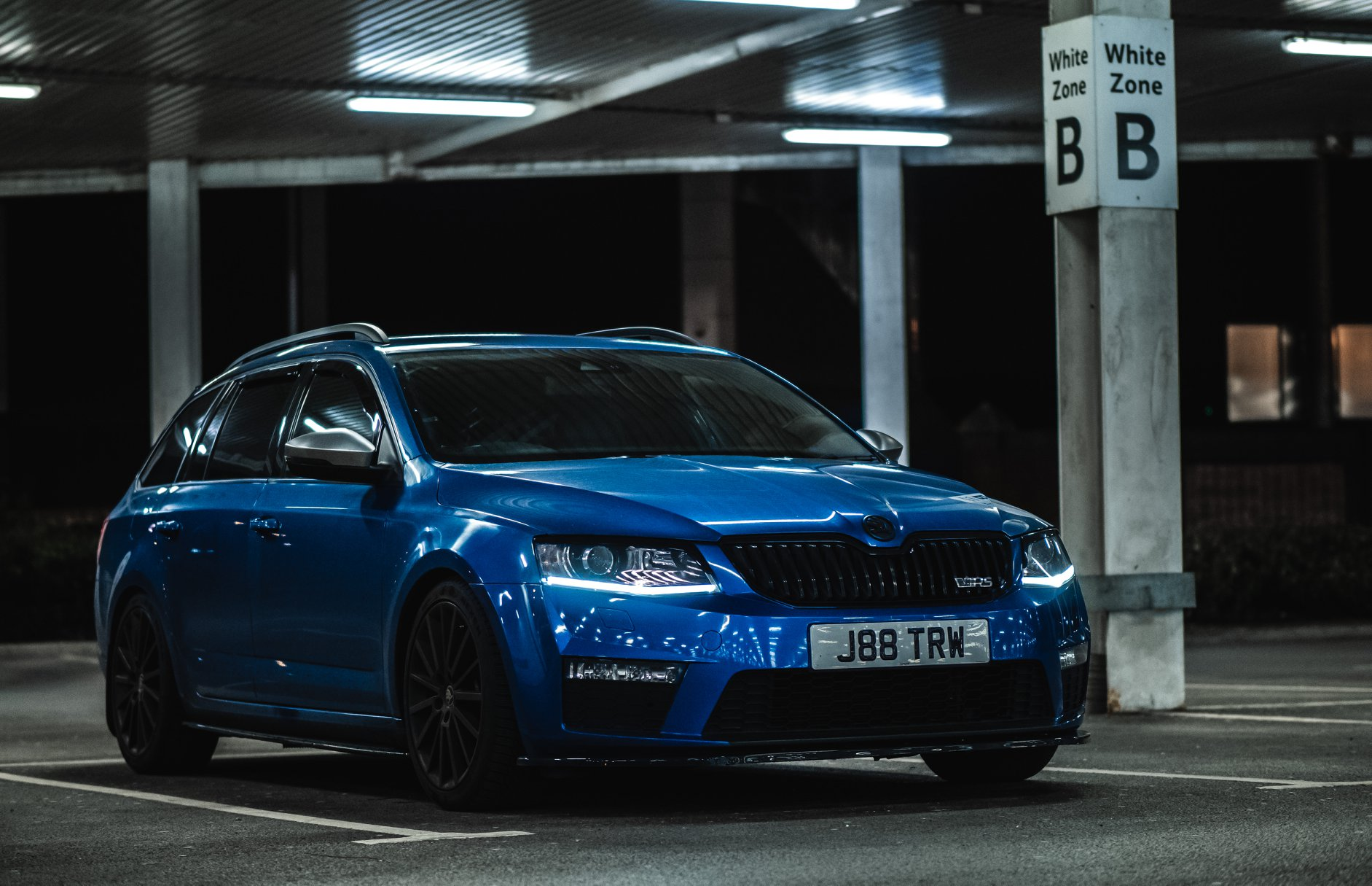 Modified Skoda Octavia VRS Mk3 Gallery