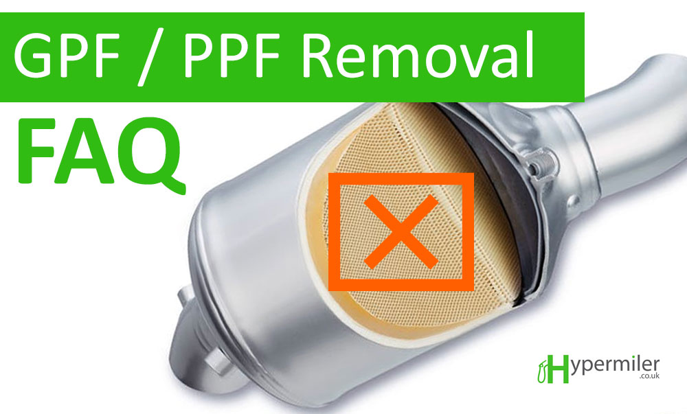 GPF / PPF Removal Delete FAQ – Is it illegal?