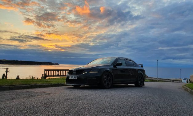 Readers Ride: James's 2019 Skoda Octavia VRS 2.0 TSI DSG